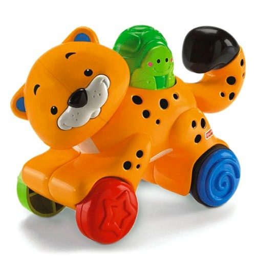 Ebebek Fisher Price Press And Go Cheetah