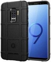 Case Samsung Galaxy S9 Plus color Black (Black), Armor Series, caseport