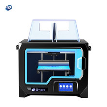 High quality products Accuracy Printing Assembled FDM 3D Printer model X-Pro(China)