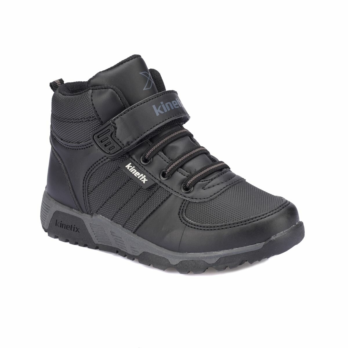 FLO BRONK HI Black Male Child Outdoor KINETIX