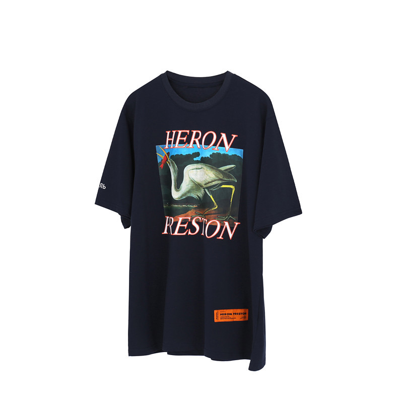 Heron Preston 3D T-shirt 1
