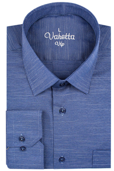 Men shirts long sleeve Oxford Plaid Striped Casual Shirt Front Patch Chest Pocket Regular-fit Button-down Collar work by Varetta plus size patch pocket long sleeve plaid t shirt