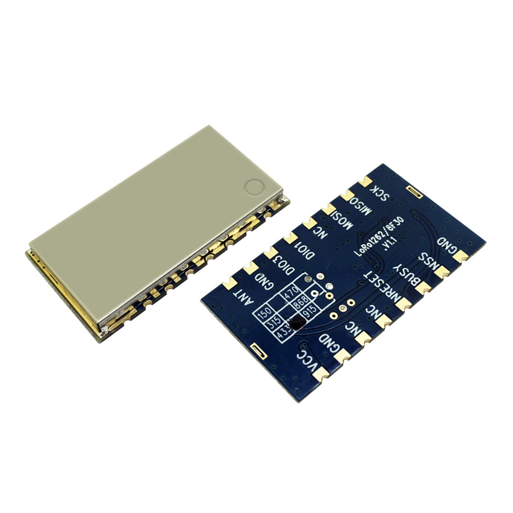Taidacent LoRa1262F30 High Power 1W Long Distance Lora 1262 Spread Spectrum Tansceiver Long Range RF Transmitter And Receiver