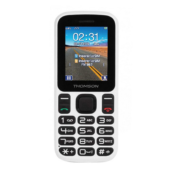 Mobile Telephone For Older Adults Thomson TLINK T12 1,77