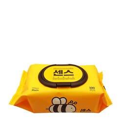 Wet wipes secret day sense aloe & Honey wet wipes