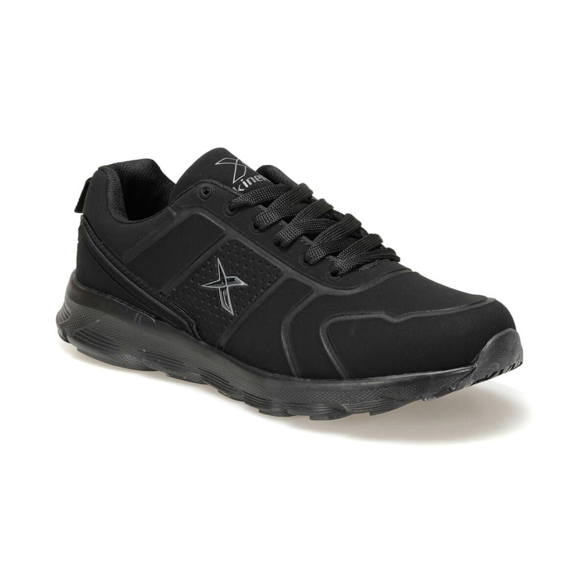FLO ALMERA II 9PR Black Men 'S Sneaker Shoes KINETIX
