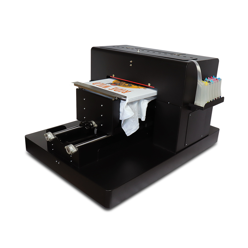 Multicolor A3-formaat DTG digitale kledingprinter rechtstreeks voor - Office-elektronica - Foto 2
