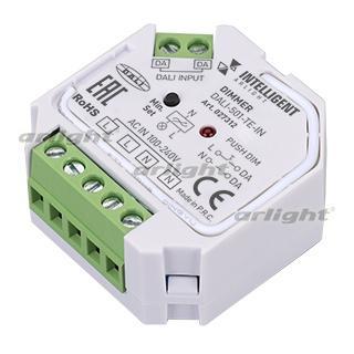 027312 INTELLIGENT ARLIGHT Dimmer DALI-501-TE-IN (230 V, 1.8A) ARLIGHT 1-pc