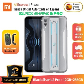 Купить [Глобальная версия для Испании] Black Shark 2 Pro (Memoria interna de 256 ГБ, RAM de 12 Гб)
