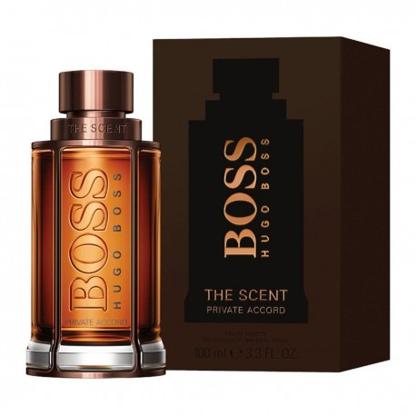 HUGO BOSS SCENT EDT 100ML SPRAY HER PRIVATE