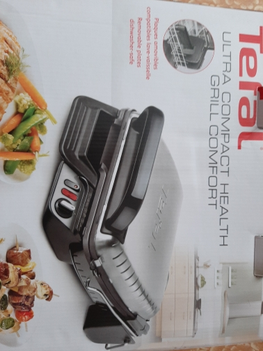 Pin gril Tefal Health Grill Comfort GC306012 Electrical Grill home kitchen appliances Lazy barbecue Grill electric|Electric Grills & Electric Griddles|   - AliExpress