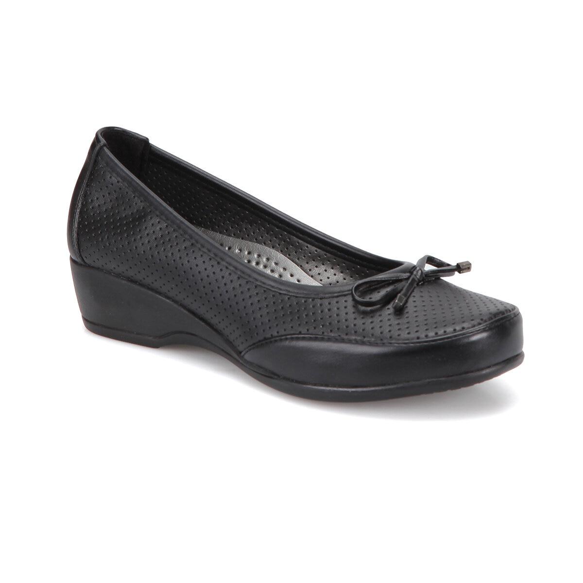 FLO 71.156557.Z Black Women 'S Classic Shoes Polaris