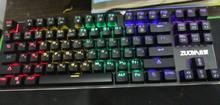 Keyboard excellent backlight static but selection of modes huge sounds cool, I advise