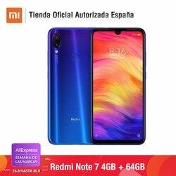 Wersja globalna dla hiszpanii] Xiaomi Redmi Note 7 (pamięci wewnętrzne de 64 GB, pamięci RAM de 4 GB, Camara podwójny trasera de 48 MP) 1