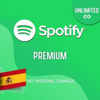 Lifetime Spanish Spotify Premium Upgrade service Non-destructive Music Unlimited Player No Ads