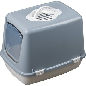 Royal Cat Indoor Toilet + Shovel + Odor Filter Quality At This Price