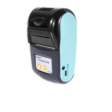 GOOJPRT Portable Thermal Receipt Printer Wireless Bluetooth Printer for iOS and Android 58mm USB Thermal Printer Warehouse Taxi cheap Wired Wireless Dot-matrix Manual Black And White 4ppm Universal ticket printer Shop s Three Guarantees 203dpi 1 5kg 2015