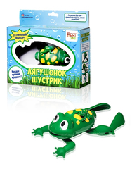 Toy Bath little frog шустрик