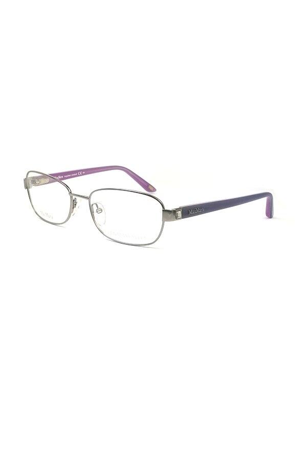 Markamilla Women Reading Glasses Frame Demo Glasses Eyewear Transparent High Quality WomenMaxmara MXM 1130 L4C 53 17