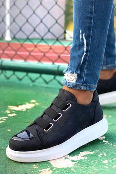Chekich CH251 BT Black Men Sneaker