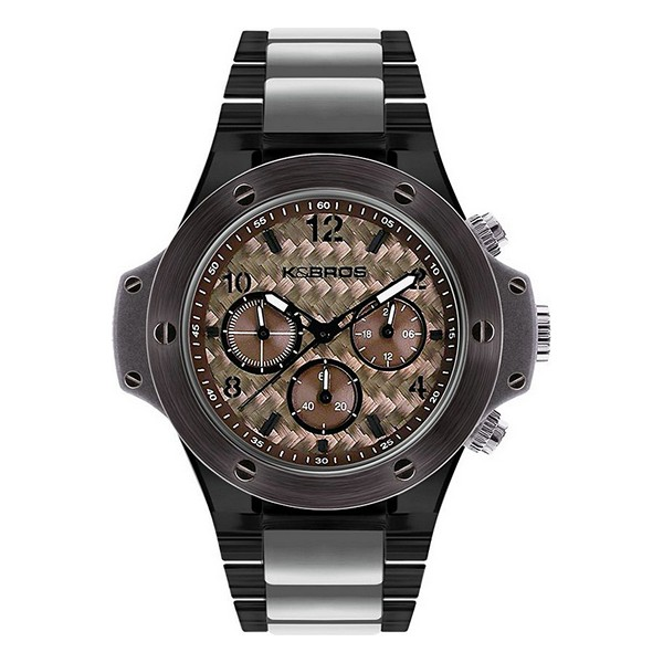 Men's Watch K&Bros 9527 3 875 (48 mm)|  - title=