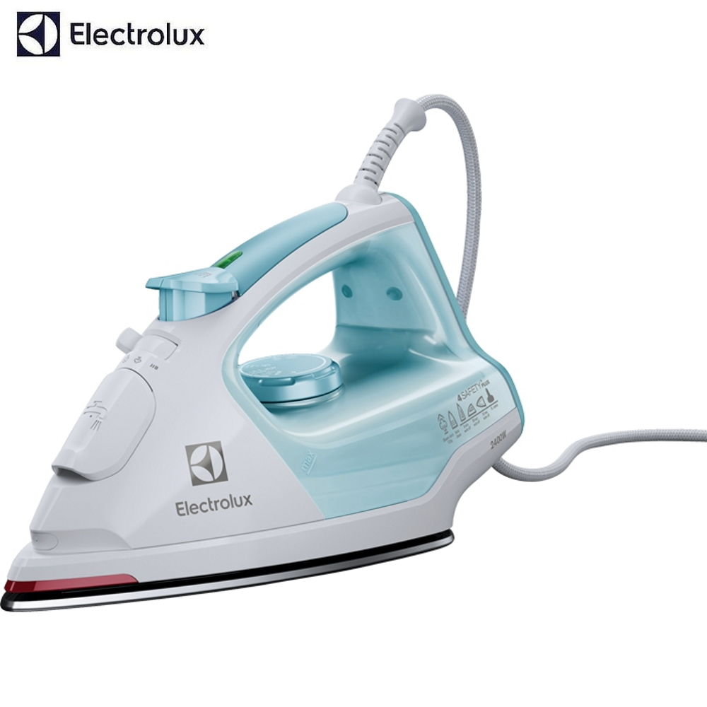 купить Iron steam Electrolux EDB5230 Iron for ironing Mini iron steam iron Steam generator for clothing Irons Electric steamgenerator Small iron дешево