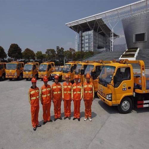 24小时汽车道路车辆救援拖车服务