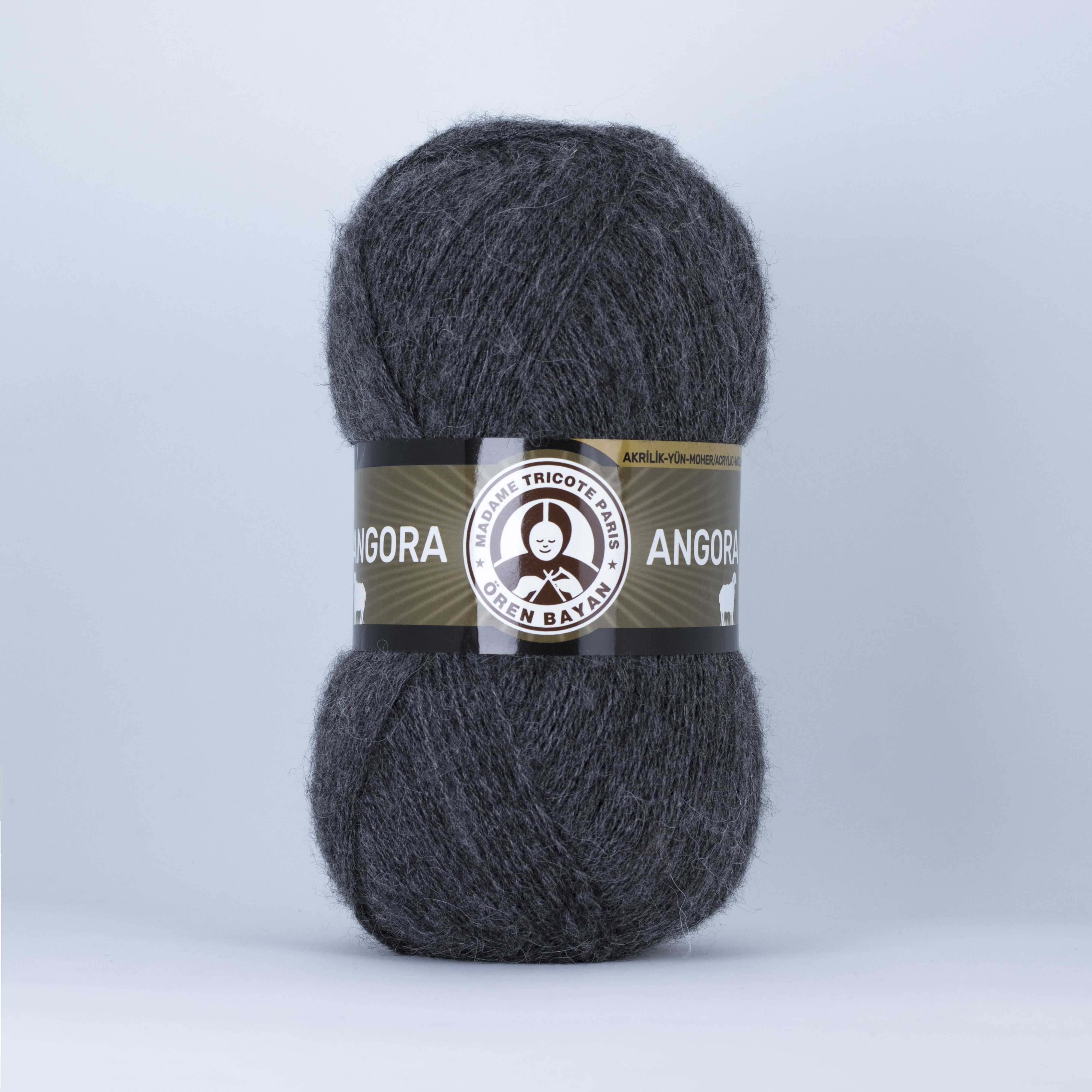4 шт. 400 г/лот 4 шарика Сделай Сам тонкая мягкая мухера Ангорская шерстяная пряжа окрашенный шарф одеяло ручная вязка меланжевая пряжа