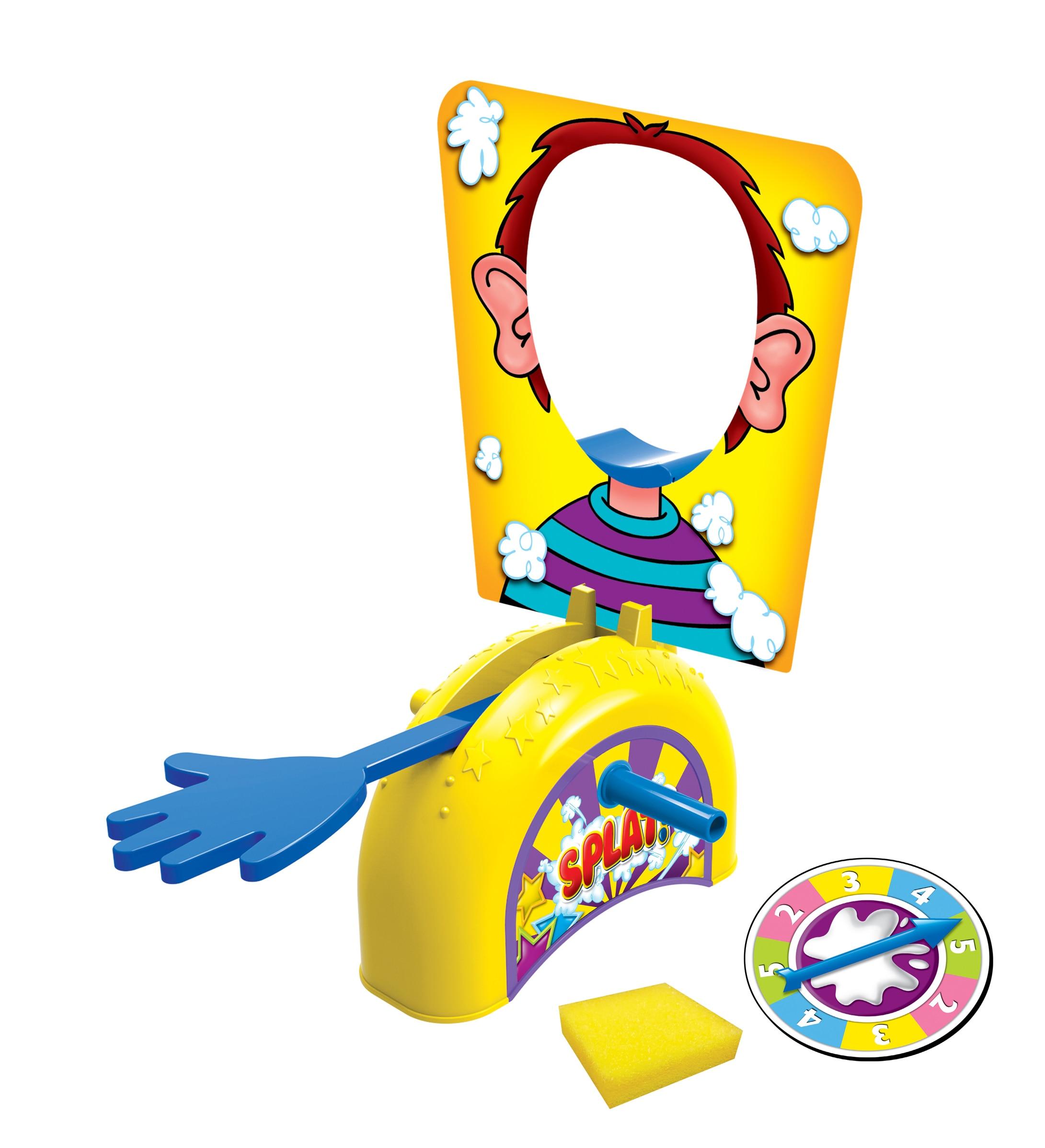 Tartazo Splat: Board Game (expensive splash, Cake game, pastel game face, juego family, splat)