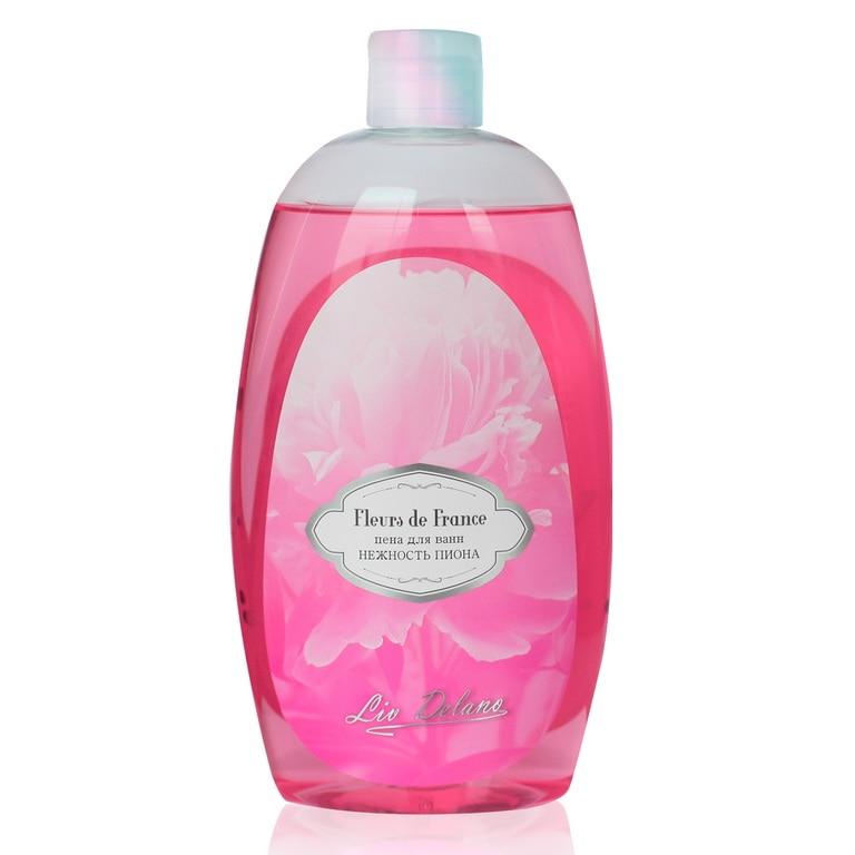 Foam Bath Soft Peony Series Fleurs De France 730g
