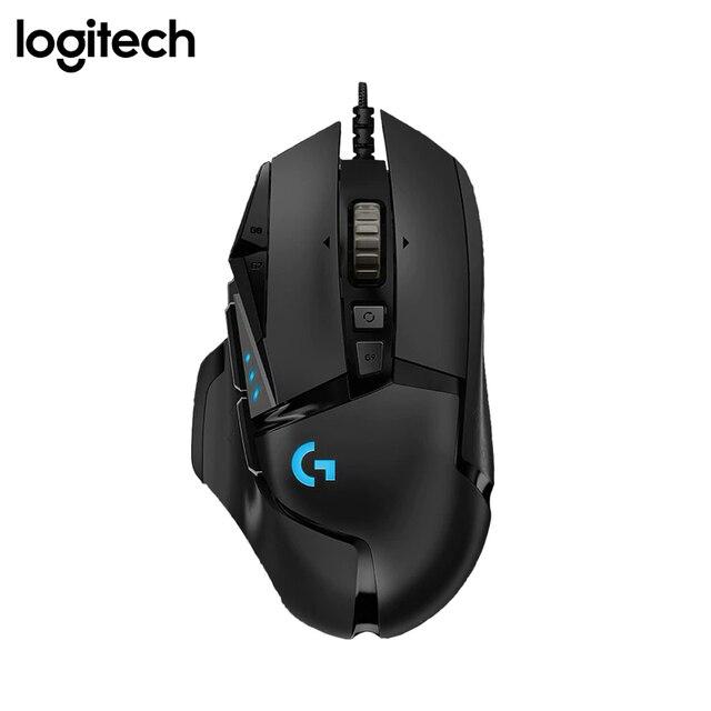 Мышь Logitech G502 HERO High Performance