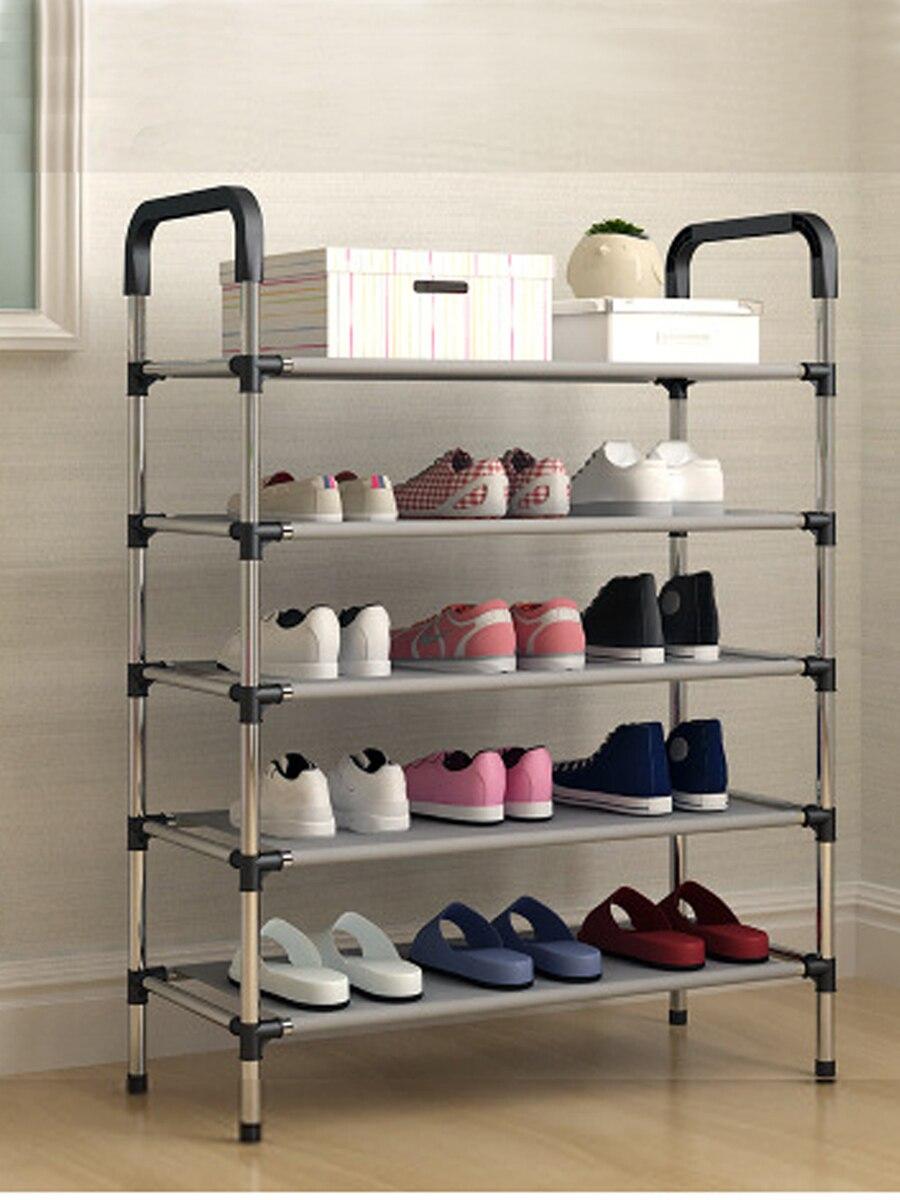 Étagère SOKOLTEC pour chaussures R-6811BK