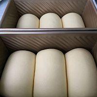 适合懒人的土司,一次发酵手撕土司的做法图解11