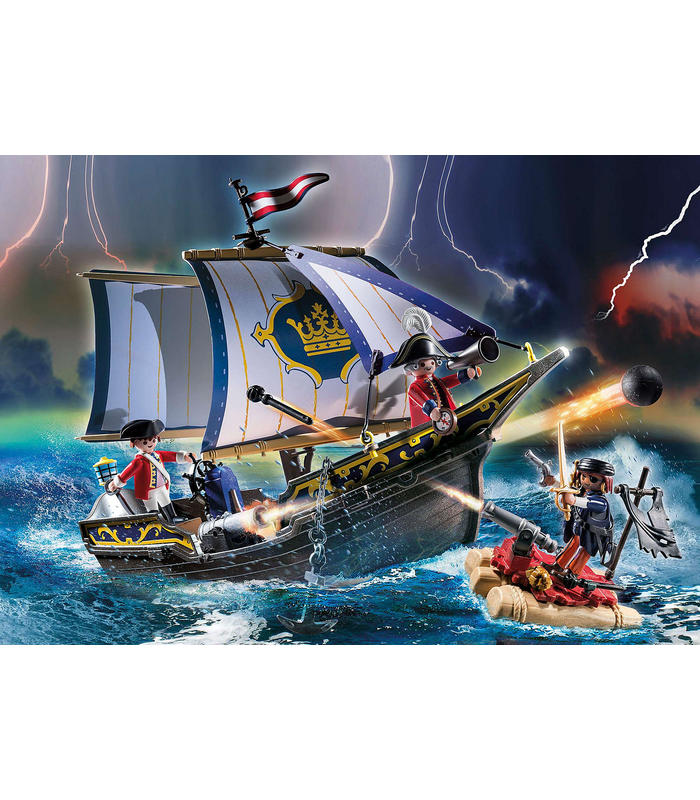 Playmobil 70412 Caravel Toy Store