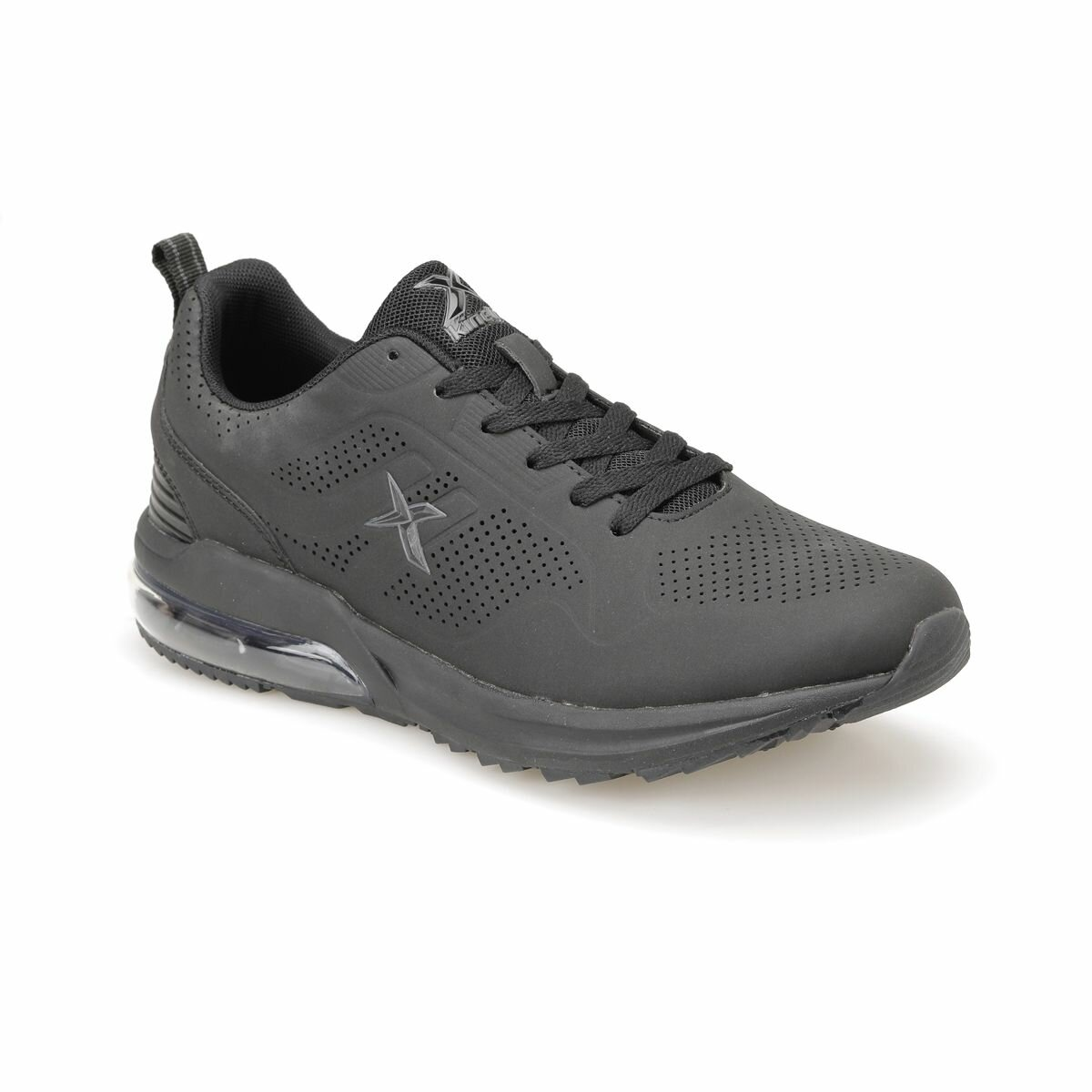 FLO ASPEN M Black Men 'S Sneaker Shoes KINETIX