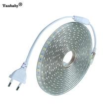 SMD 5050 AC 220V led strip flexible light 1M/2M/3M/4M/5M/6M/7M/8M/9M/10M/15M/20M +Power Plug,60leds/m Waterproof led light 10pcs lots 3 pin dmx signal line 1m 2m 3m 4m 5m 6m 7m 8m 9m 10m led par stage lights dmx cable dj equipment 100% new