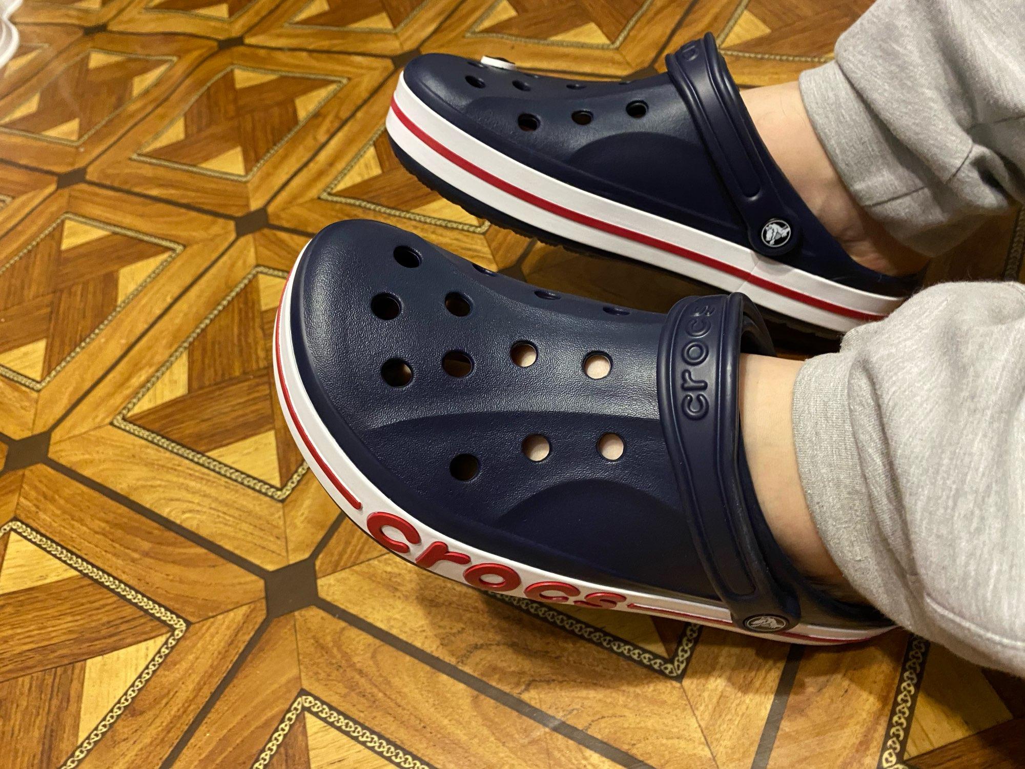 CROCS Bayaband Clog UNISEX for male, for female, men's clogs, women's clogs TmallFS shoes rubber slippers|Beach & Outdoor Sandals|   - AliExpress