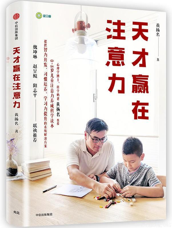 《天才赢在注意力》(黄扬名 著)【文字版_PDF电子书_下载】