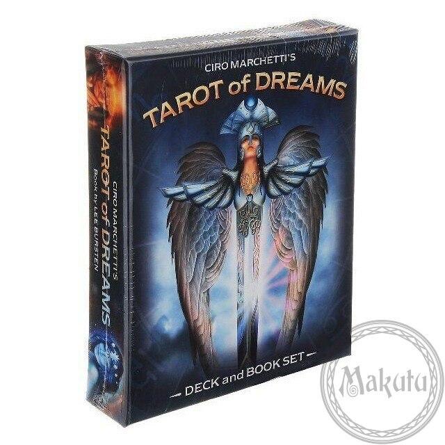 Tarot Dreams Chiro Marquetti