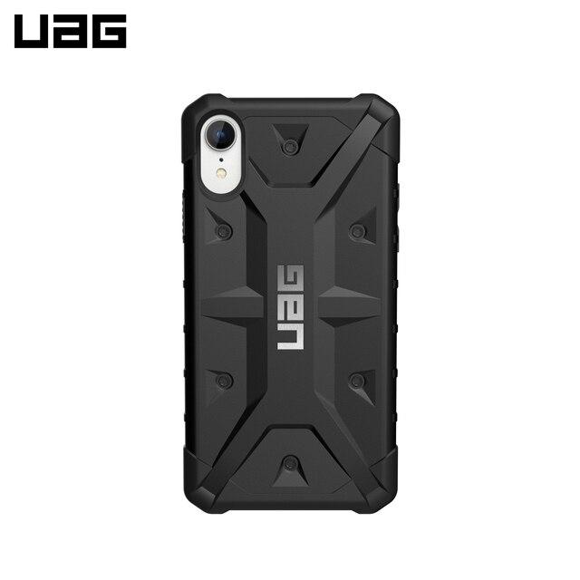 Защитный чехол UAG для iPhone XR серия Pathfinder цвет черный/111097114040/32/4