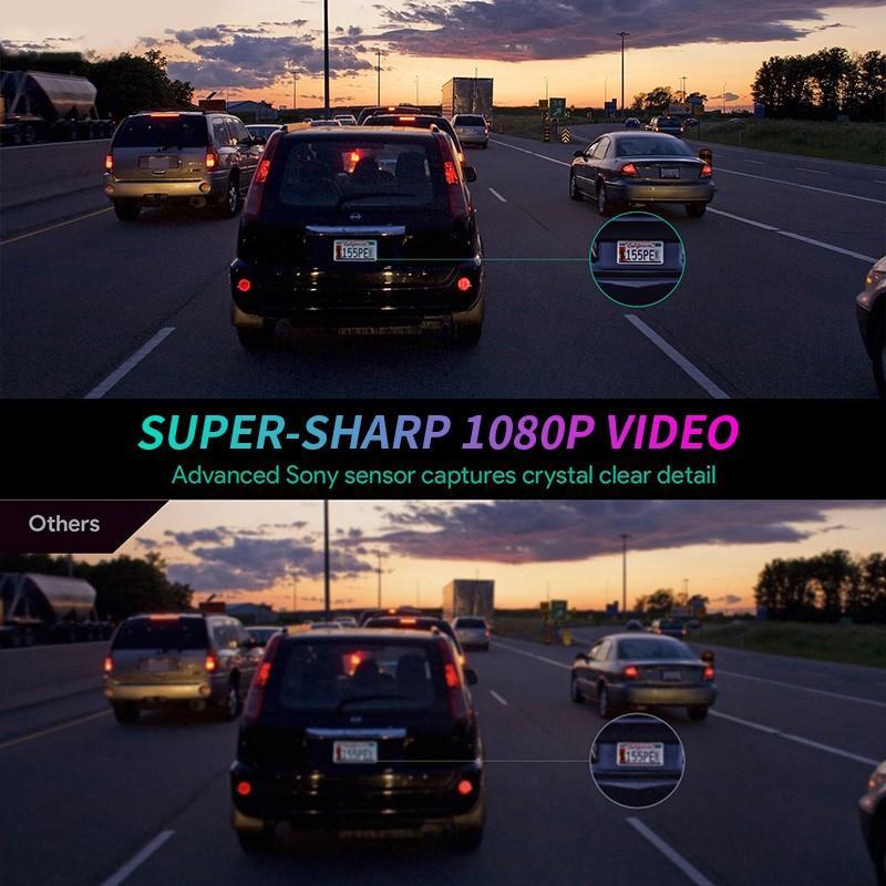 HD Dash Cam Dvr Dash Camera Car DVR Car video surveillance ADAS Dashcam android dvr Car recorder Night Version Auto Recorder 3