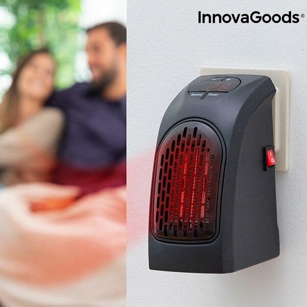 Plug-in Ceramic Heater Heatpod InnovaGoods 400W