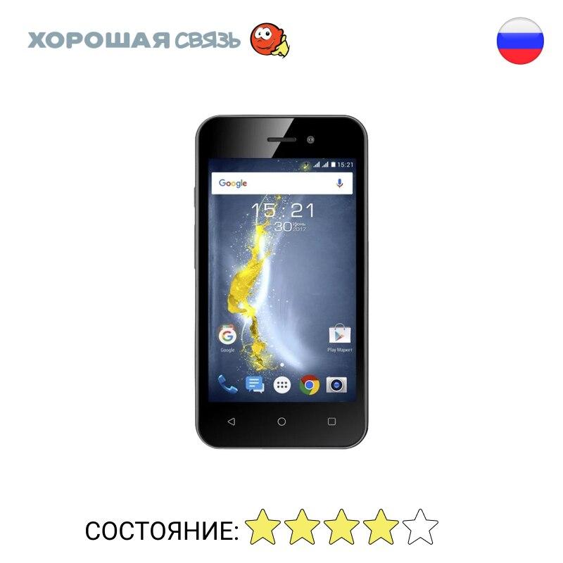 Телефон Fly 5S 8Gb, уцененный, б/у, Хорошее состояние|Смартфоны и мобильные телефоны|   | АлиЭкспресс