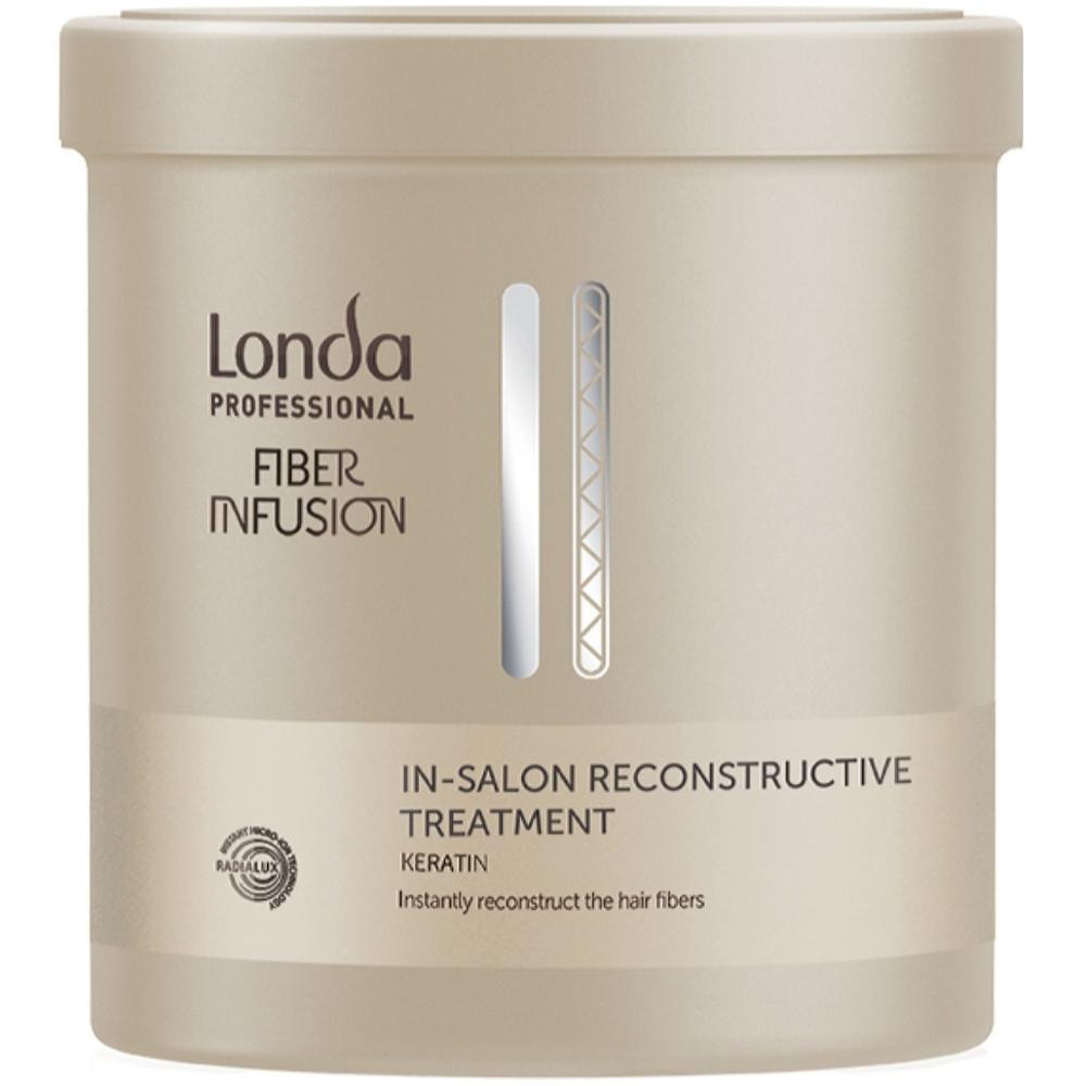 Londa Professional Fiber Infusion восстанавливающее Tool For Hair With Keratin 750 Ml