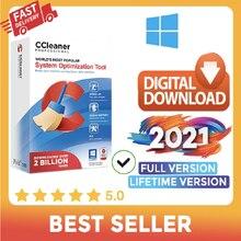 CCleaner – édition professionnelle 2021 // dernière Version // pour Win'dows