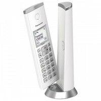 무선 전화 파나소닉 KX-TGK210SPW DECT 화이트