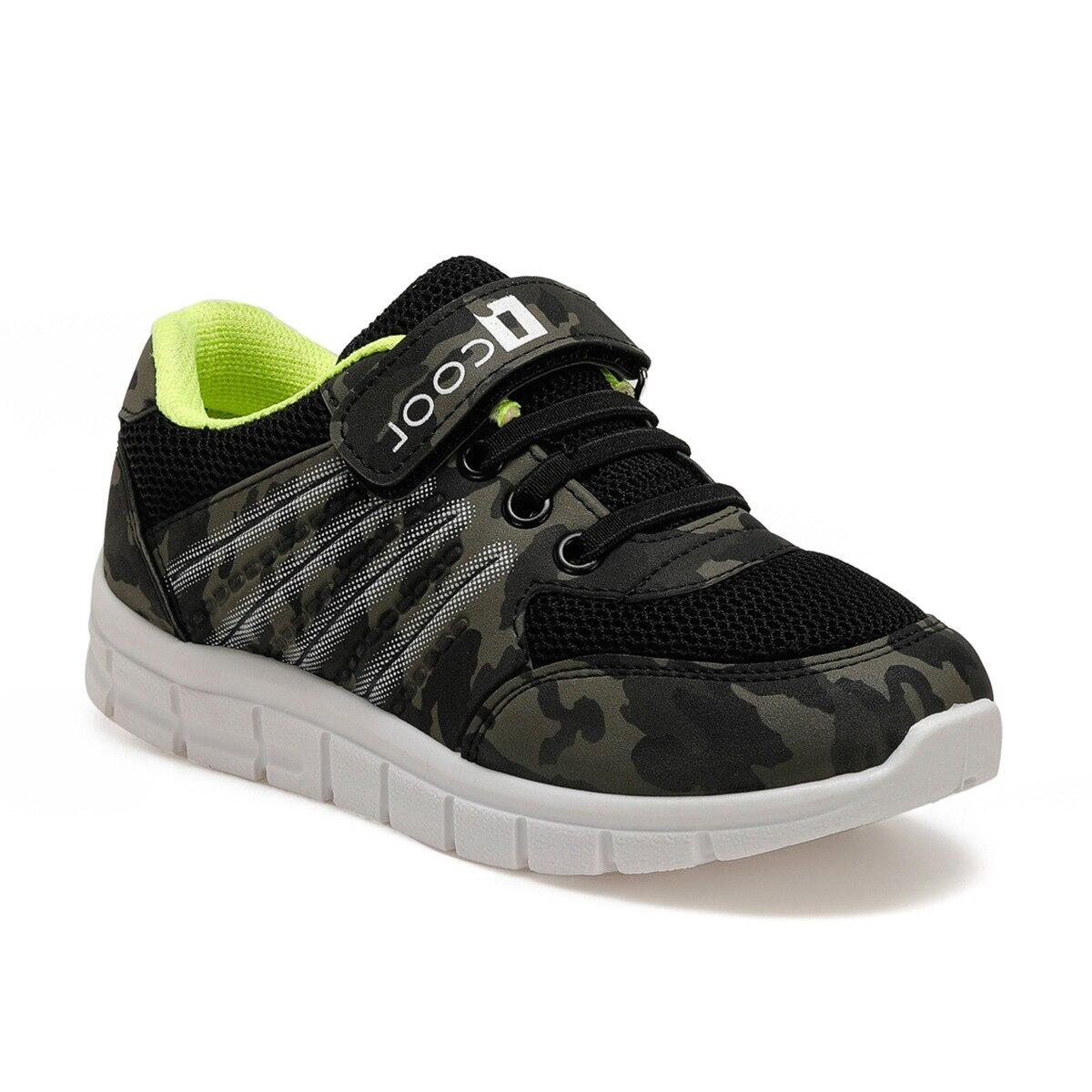 FLO MBAPPE Khaki Male Child Hiking Shoes I-Cool