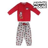 Agasalho infantil minnie mouse 74789 vermelho