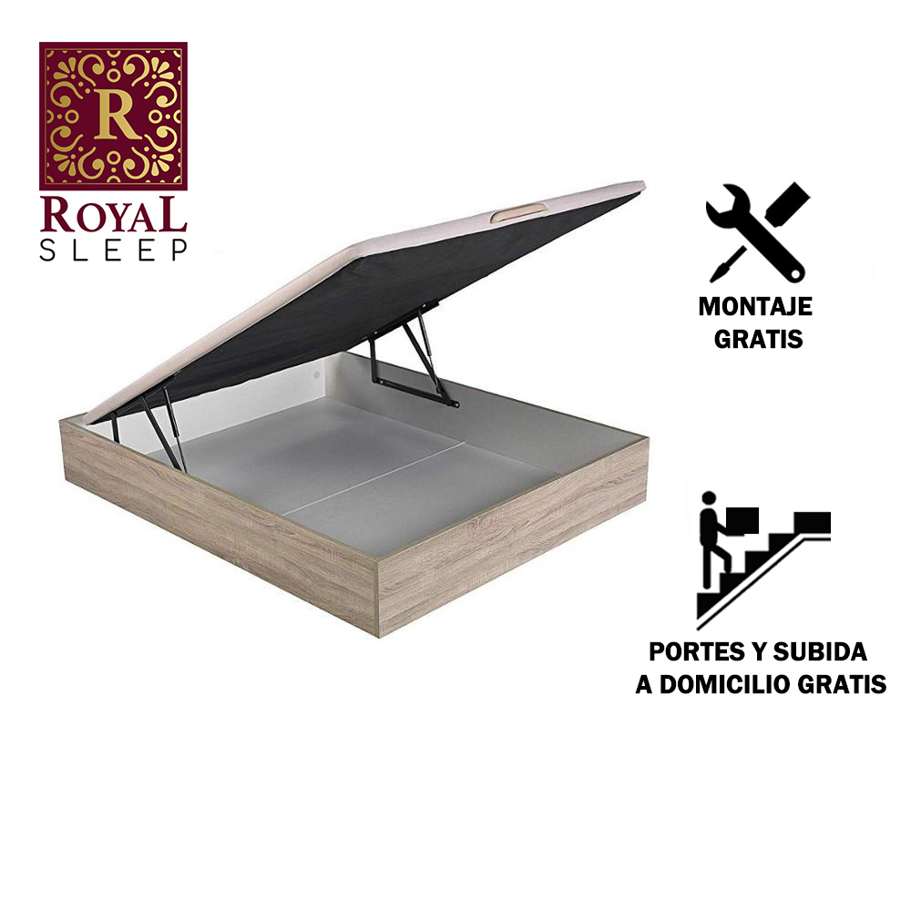Royal Sleep Bed Folding Wood's 135x200 Color Wood Mount Shipping Large Capacity Furniture Bedrooms Home Bed Comfort