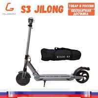 [Almacén en Rusia] KUGOO S3 elektrosamokat de fábrica Jilong, original 350 W 6 AH. Envío gratis a Rusia